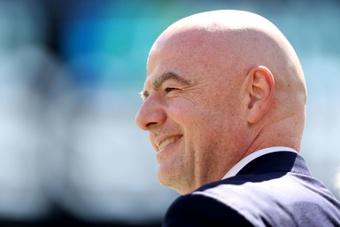 Mondial biennal: la Fifa convoque un sommet le 20 décembre. afp