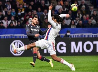La LFP envisage de délocaliser le match Monaco-Lyon en Chine. AFP