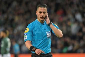 Les arbitres bientôt sur écoute en Ligue 1 ? AFP