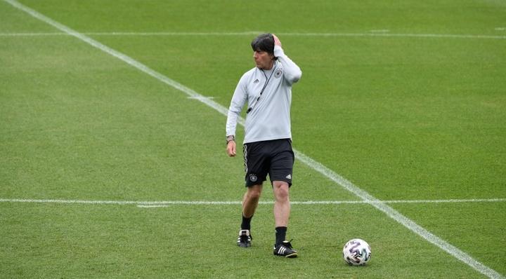 L'Allemagne doit l'emporter pour passer en huitièmes de finale. AFP