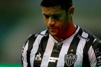 Palmeiras concède le nul devant l'Atletico Mineiro en 1/2 finale aller. AFP