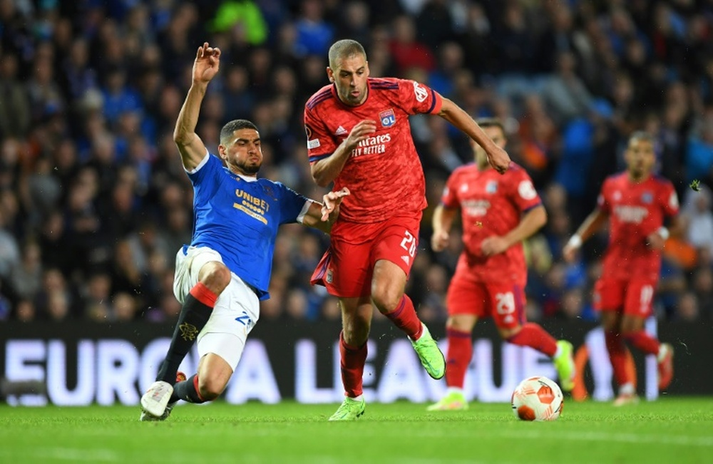 Lyon gagne à Glasgow, Monaco se rassure, Marseille frustré. AFP