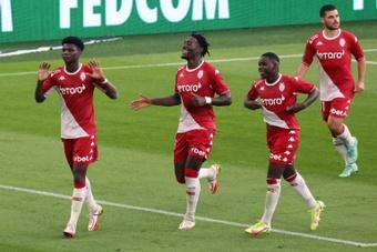 Tchouaméni et Monaco surclassent Bordeaux, 3e succès consécutif. afp