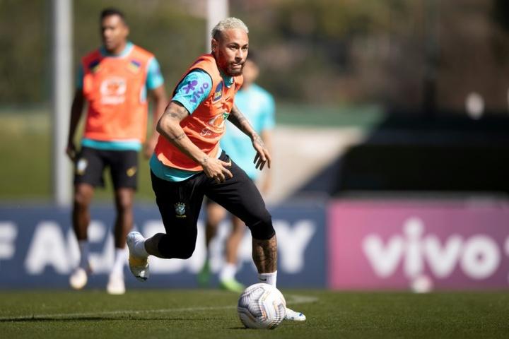 Les choses sérieuses commencent pour le Brésil et l'Argentine. afp