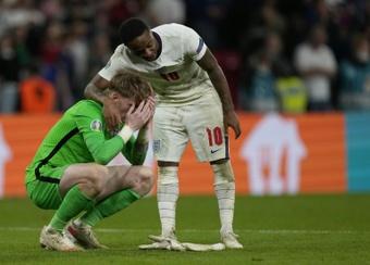 Euro: Pickford héros de l'inutile
