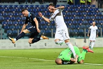 Amical: l'Italie s'amuse contre Saint-Marin (7-0)