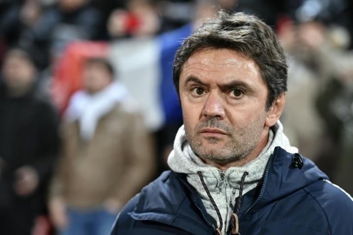 Sylvain Ripoll veut croire en de bonnes surprises aux JO. AFP