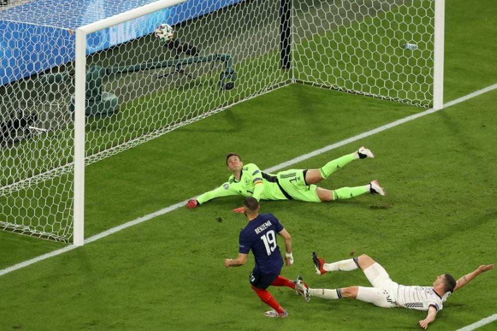 La détection du hors-jeu automatisée au Mondial-2022, suggère Wenger. afp