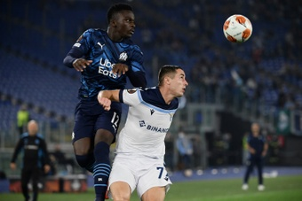 Cris racistes lors de Lazio-Marseille ? L'OM se réserve le droit de porter plainte. Afp