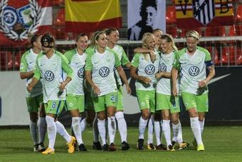 Importante victoria de las alemanas. EFE