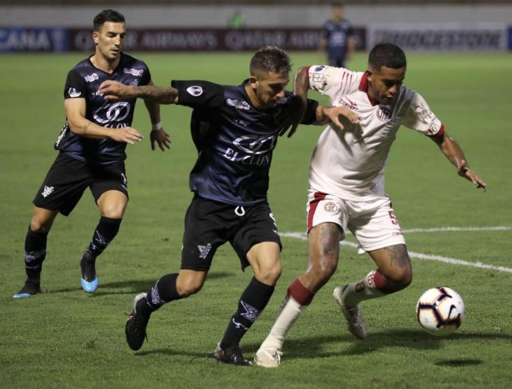 UTC y Cerro definirán su serie de la Sudamericana en Montevideo. EFE