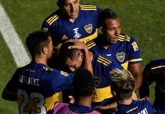 El fútbol regresa a Argentina con un torneo de 26 equipos. EFE