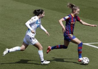 Así fue la jornada en la Primera División Femenina. EFE