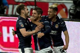 Chivas asalta el feudo de Monterrey. EFE