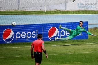 Ricardo Jerez mejora. EFE