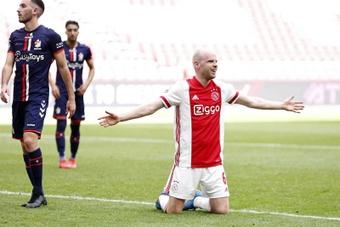Título para un Ajax que ya lo saboreaba desde hacía una semana. EFE