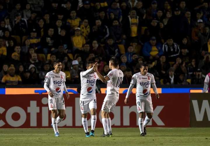 FAS-Alianza, final del Clausura. EFE
