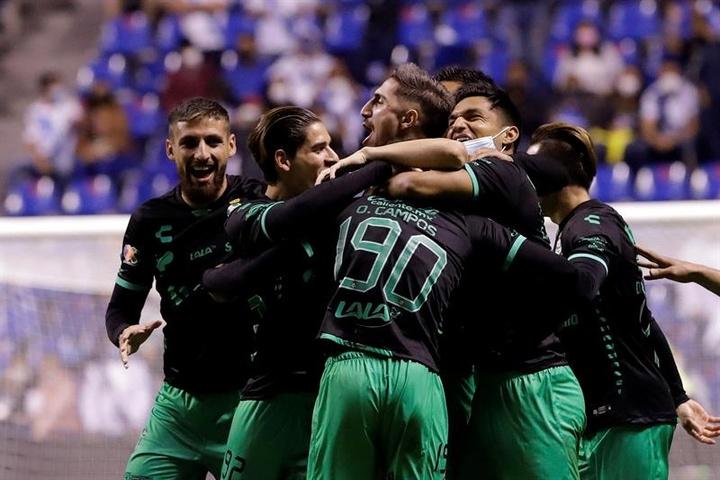 Santos, a la final. EFE