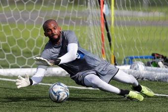 Luis Mejía analizó a la Selección de Panamá. EFE