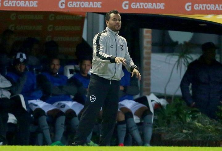 Jair Ventura entrenará a Chapecoense. EFE