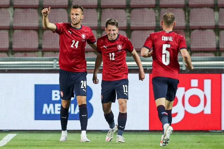 República Checa llega a la Eurocopa con una sonrisa. EFE