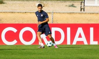 Navas renovará con el Sevilla. EFE
