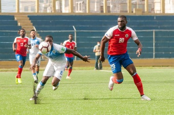 Haití y Pierro arrollan a Bermudas y se las verán con EEUU, Canadá y Martinica. EFE