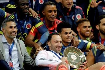 Colombia, tercera de América por quinta vez. EFE