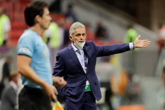 Rueda sale satisfecho de la Copa América. EFE/Joedson Alves