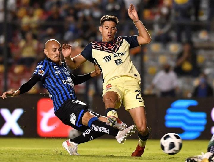 Atlético San Luis y Querétaro empataron a uno. EFE
