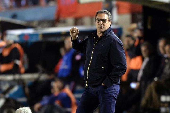 Luxemburgo vuelve a Cruzeiro. EFE