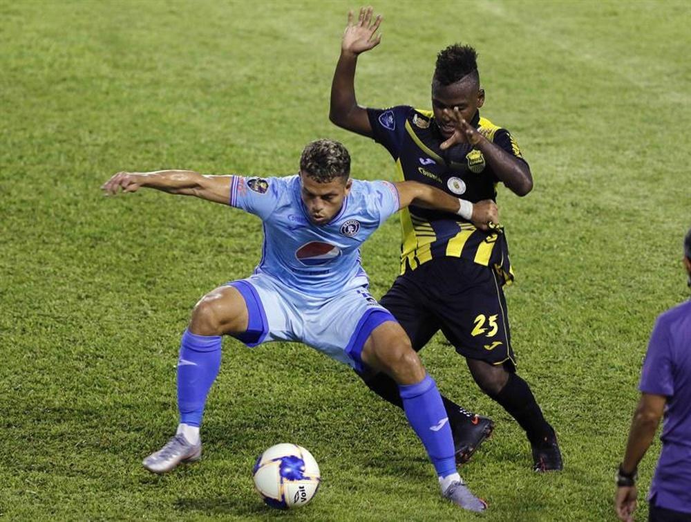 El Apertura Hondureño arranca con dos partidos. EFE