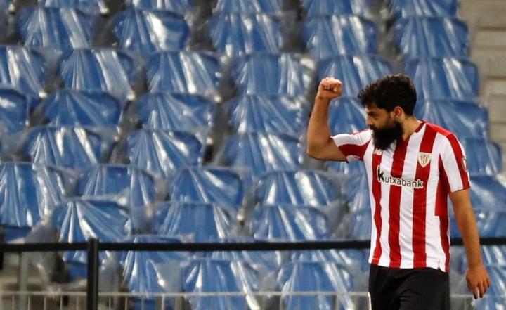 El Athletic se gusta en la penúltima prueba antes de la Liga. EFE
