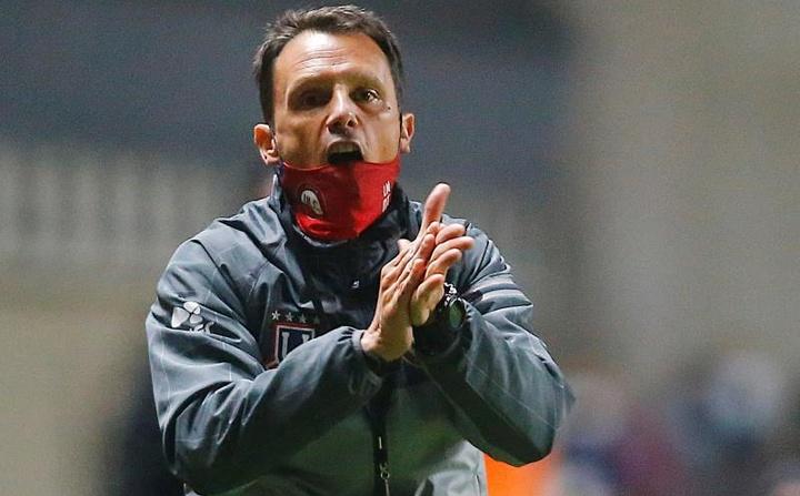 Union la Calera se impuso por 1-0 a Everton Viña. EFE