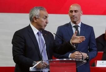 Alejandro Blanco felicitó a la Selección. EFE/Archivo
