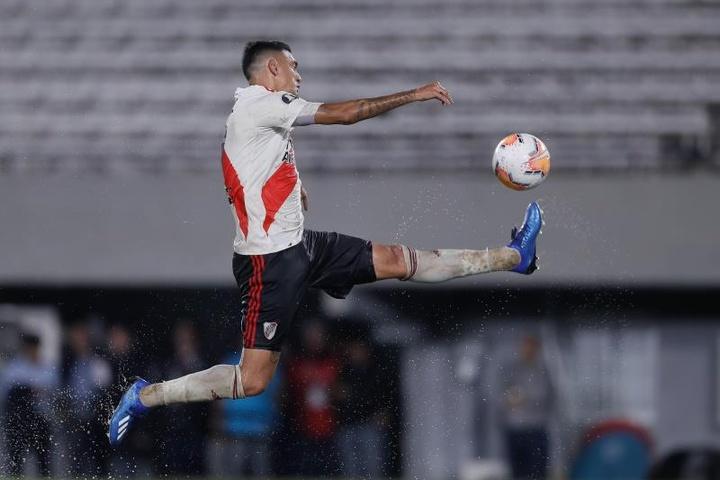 River y Mineiro se ven las caras en cuartos de la Libertadores. EFE