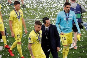 El Chelsea-Villarreal, último partido en decidirse desde los once metros del periodo estival. EFE