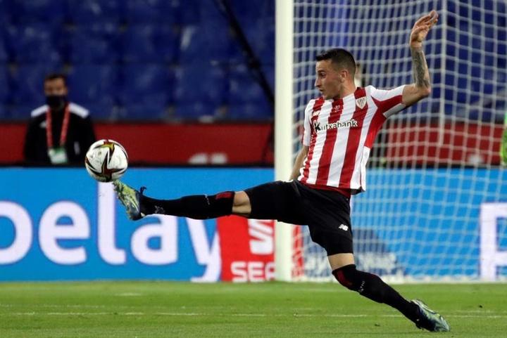 El Torino deberá abonar a Osasuna 1,5 millones por el 'caso Berenguer'. EFE