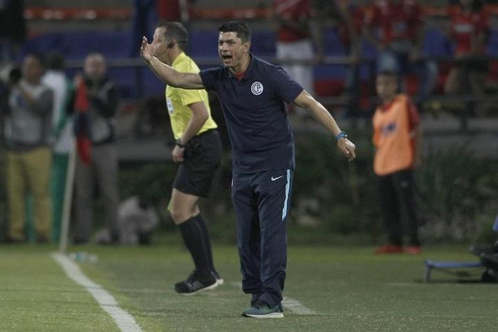 Sport Recife mueve el banquillo para revertir los malos resultados. EFE