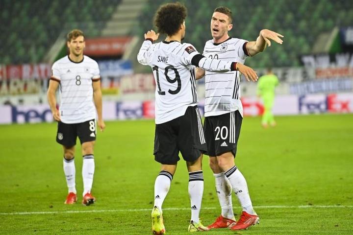 Alemania ganó 0-2 a Liechtenstein . EFE