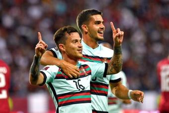 Portugal también sabe vivir sin Cristiano. EFE