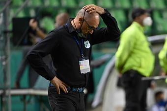Alfredo Arias ya es historia en Deportivo Cali. EFE