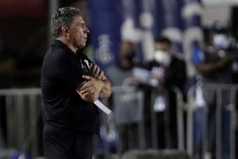 Suárez pidió carácter y buen juego ante las críticas- EFE/Bienvenido Velasco