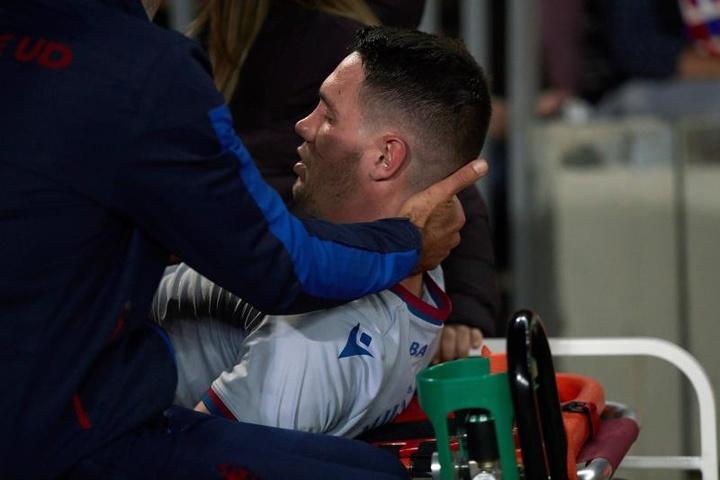 Vukcevic ha estado seis meses sin sentirse futbolista. EFE