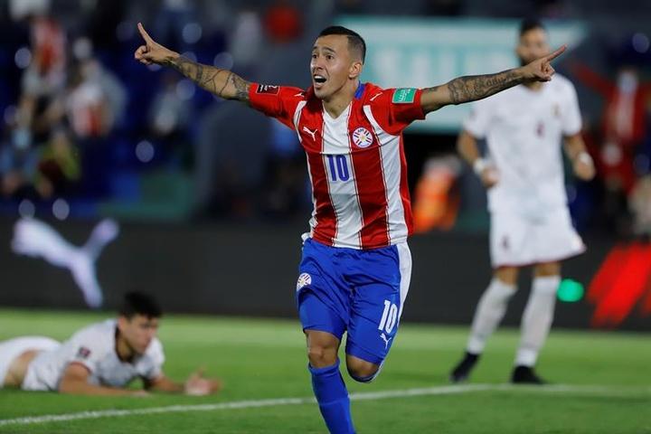 Paraguay no se dio por vencida. EFE