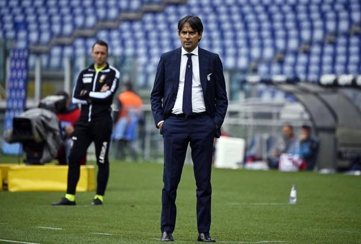 Inzaghi, con un ojo en el Real Madrid. EFE