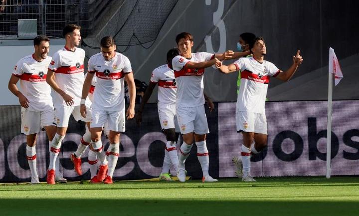El Eintracht sigue sin ganar. EFE