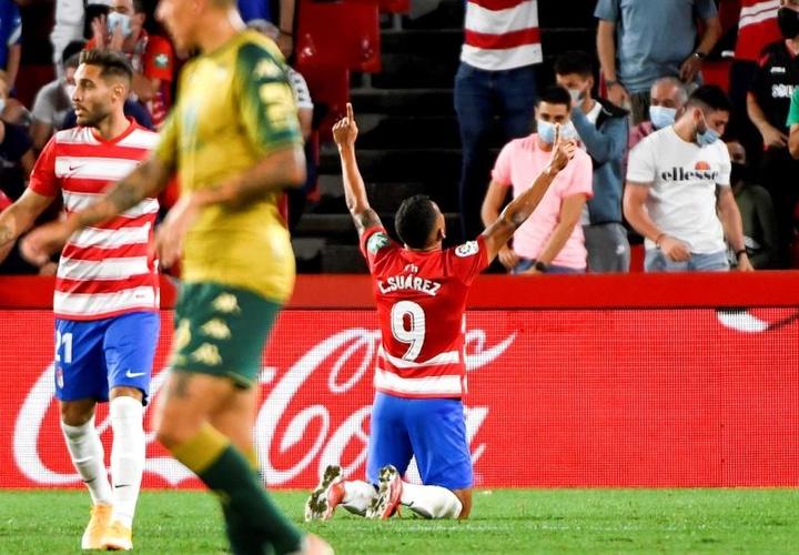 Luis Suárez sueña con otra campanada en el Camp Nou. EFE