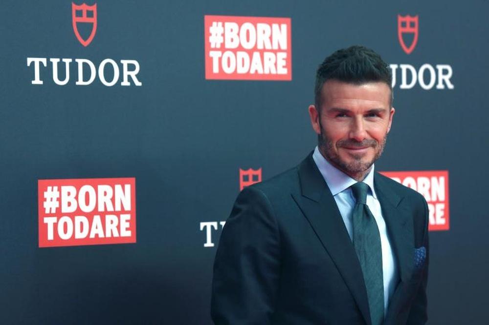 Beckham aumenta su poder en el Inter Miami. EFE
