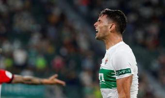 Lucas Boyé estará disponible ante el Celta. EFE